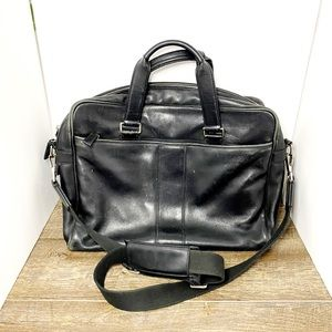 Coach Carrying Case / Briefcase Black